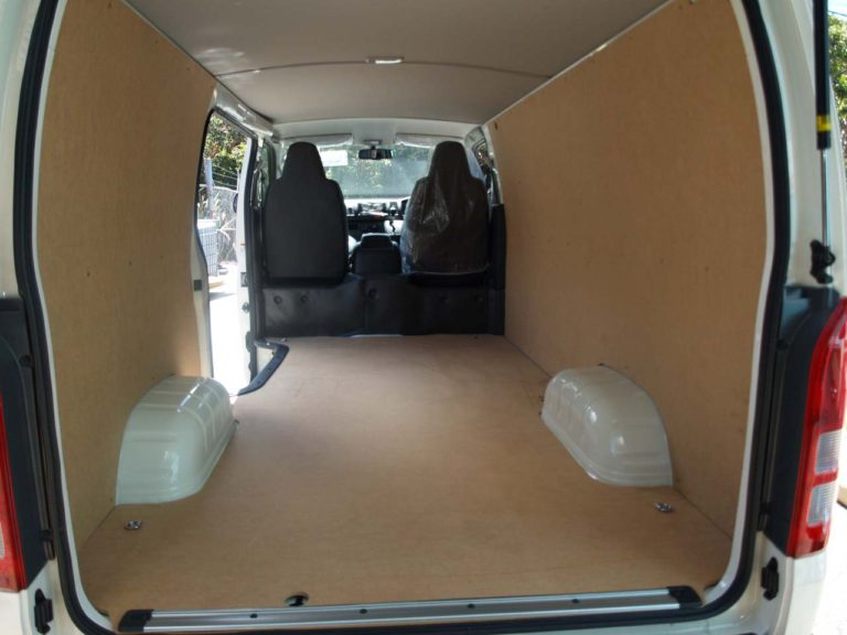 Van Fit Outs – Van Modifications & Customisations Wollongong