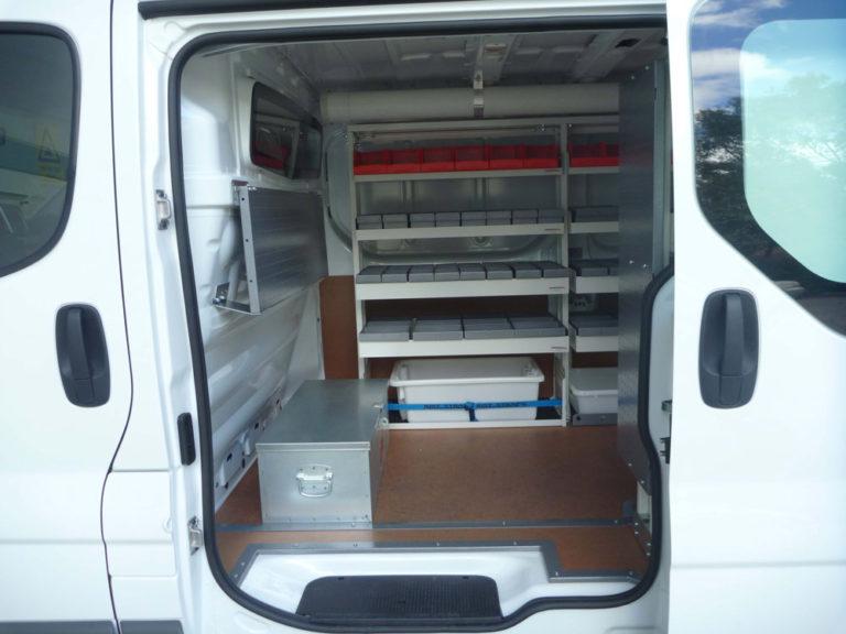 Van Shelving & Racking System